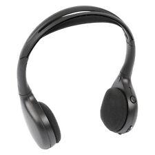 GM OEM folding headphone for DVD rear seat video entertainment system