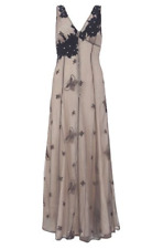 KATE MOSS TOPSHOP 6 34 2 LAVENDER PURPLE CORSET MAXI VTG WEDDING DRESS
