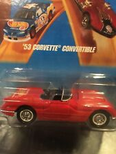 MOC Hot Wheels '98 Tomart's Price Guide '53 Corvette Convertible Protect-o-pack