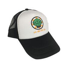 1904fe95e NERD Trucker Hat Black Neptunes Pharrell Williams N E R D N.E.R.D. Band