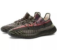 Adidas Yeezy Boost 350 V2 Yecheil Black Static Non Reflective UK 10 💯 🔥