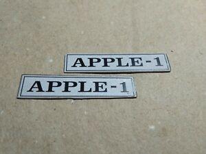 Apple-1 Replica Badge
