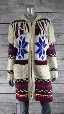 Ralph Lauren Polo Wool Southwestern Indian Cardigan Sweater XS