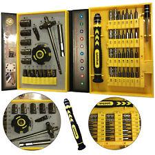 47 In 1 Pro Multi-Purpose Screwdriver Precision Metric Torx Hex Socket Bits Set