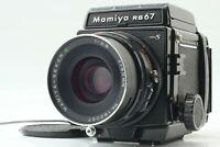 【N MINT】  Mamiya RB67 Pro S + Sekor C 90mm f3.8 +120 filmback  from Japan #465