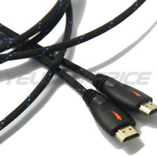 Premium 25FT HDMI Cable V1.4 High Speed + Ethernet Audio 1080P 3D HD TV DVD PS3