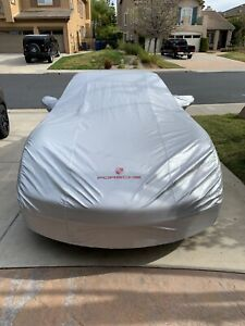 Porsche 997 Carrera OEM Outdoor Car Cover