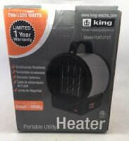 OpenBox King Electric PUH1215T Portable Personal Ceramic Utility Heater