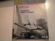 ** Aviation international magazine n°854 Adieu au Neptune / Programme Morrisey