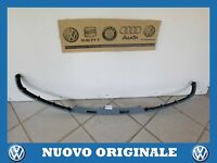 Trim Rear Bumper Trim Strip Bumper Rear Original VW Polo 2001 2008