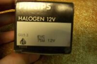 Philips  Dental Lamp Type 13865 MR11 R35  75w 12v G5.3 3400K Flat Feet Halogen B