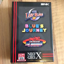 Neo Geo X: classics vol 5 THE LAST BLADE+ BLUE'S JOURNEY+THE PATH OF THE WARRIOR