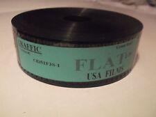 TRAFFIC (2000) 35mm Film Movie Trailer #1 Steven Soderbergh Dennis Quaid Flat