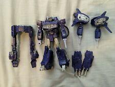 Transformers War for Cybertron Siege Shockwave Complete