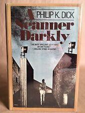 A Scanner Darkly by Philip K Dick, 1977, First Edition, Fine