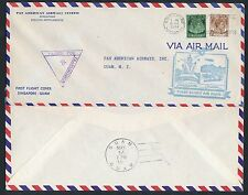 82201) USA, FF Singapore - Guam 5/1941