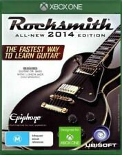 Rocksmith 2014 With Real Tone Cable Xbox One Brand New Sealed Official
