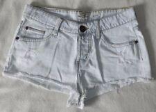 River Island Cotton Regular Mid Shorts for Women