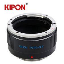 Kipon Adapter for Pentax 645 Mount Lens to Fuji GFX Medium Format Camera