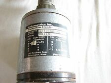 Datametrics Position Encoder Trump Ross SDR Model #144055EC8B1A