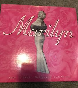 Marilyn Monroe usps commerative stamps promo 1995 Mint!