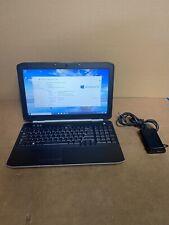 New listing Dell Latitude E5520 15.6� Laptop Core i5-2430M 2.40Ghz 8Gb Ram 250Gb Hdd Win 10