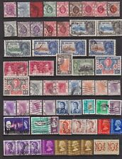 Hong Kong All Periods Used Collection Much on Piece High Catalogue Value