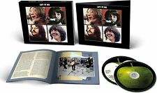 The Beatles - Let It Be 2CD Deluxe Sent Sameday*