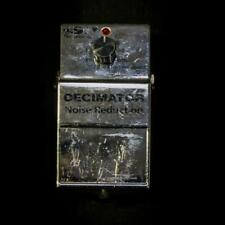 Used ISP Decimator Noise Reduction Gate Pedal