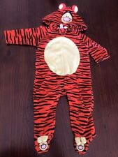 Disney Tigger fleece suit Size 1