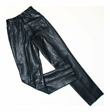 Leather Original Vintage Trousers for Women