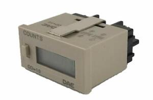 DAE CO-10 Electronic Pulse Counter