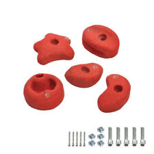 Wickey Mini Climbing stones climbing frame garden playhouse accessories red