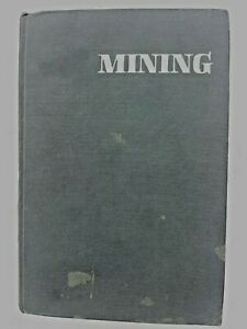 Mining by B. Boky ( Mir Publishers, Moscow , 1967, Hardcover )