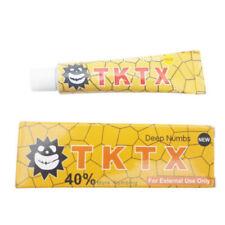 TKTX 40% More insensibilizante 25 minutos NUMB Tatuaje Crema semipermanente Pour