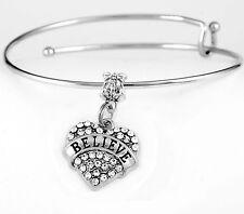 Believe Bracelet  christian Bracelet  religious bracelet best jewelry gift faith