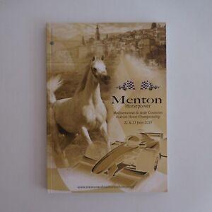 Menton HORSEPOWER MEDITERRANEAN ARABIAN HORSE CHAMPIONSHIP 2019 N4328