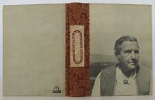 GERTRUDE STEIN Portraits and Prayers SIGNED FIRST EDITION