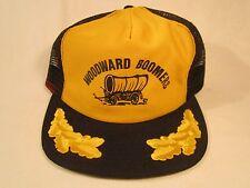 VINTAGE HAT Mens Cap WOODWARD BOOMERS Woodward, Oklahoma [Y39B5]