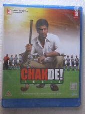 CHAK DE INDIA Shahrukh Khan Blu Ray Disc movie bollywood India