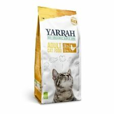 Yarrah Adult Organic Cat Food - Chicken 2.4kg