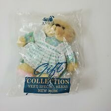 Avon Gift Collection Super New Mom Teddy Bear New In Package