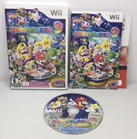 Nintendo Wii Mario Party 9 Complete CIB *Authentic* *Tested*