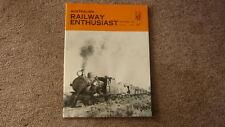 OLD AUSTRALIAN RAILWAY ENTHUSIAST MAGAZINE, SEPT 1981