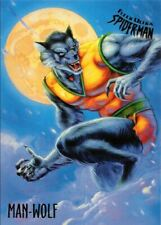 1995 Fleer Ultra Spider-Man Fusm Base #036 #36 Man-Wolf Card Single Nm