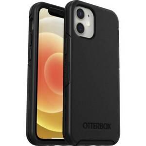 Otterbox Symmetry Backcover Apple iPhone 12 mini Schwarz