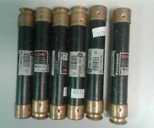 BUSSMANN FUSETRON FRS-R-2-1/2 600 Volt Lot of 6