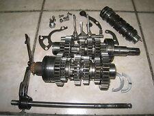 GS 500 E GM51B Getriebe Wellen 35130 Km Schaltklauen Motor engine gear