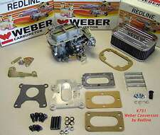Toyota Tercel 1986 to 1990 Weber Carb Conv for 1bbl