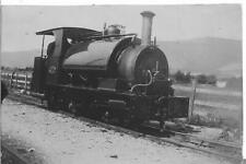 More details for photo of corris railway 0-4-2t at machynlleth corris station.